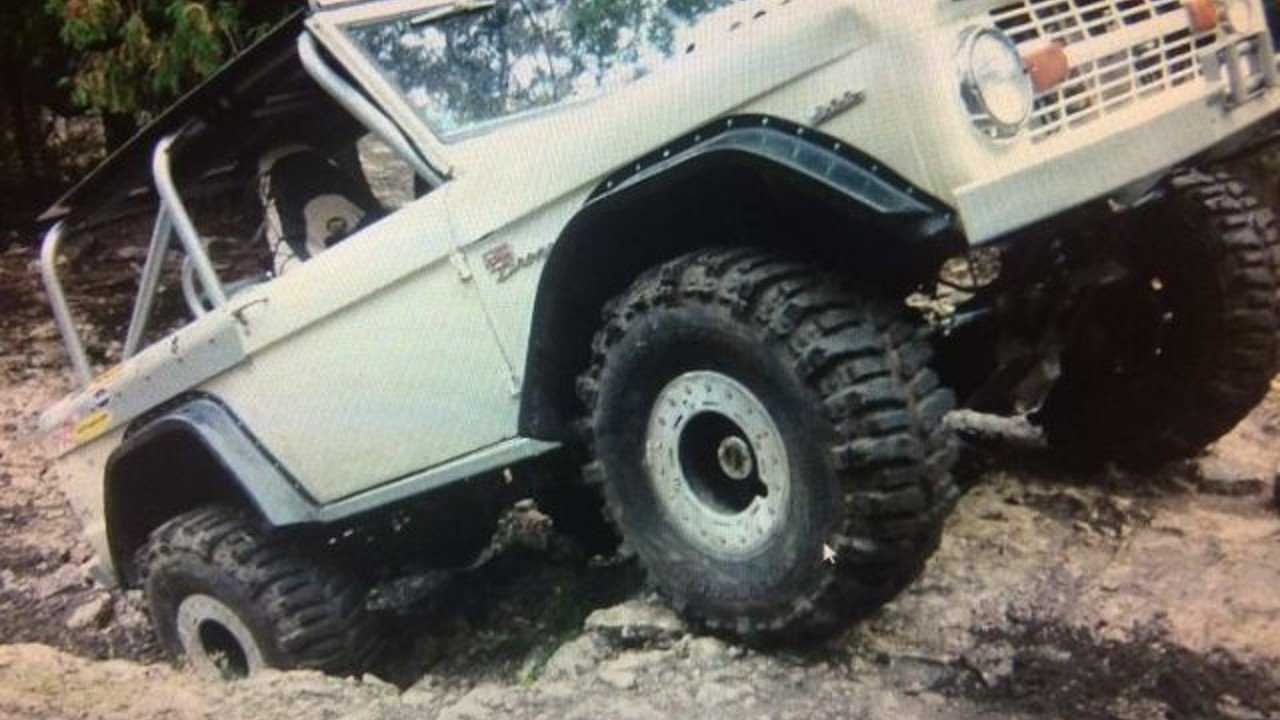 1975 Ford Bronco for sale 100966619