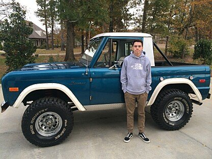 1975 Ford Bronco For Sale 100926306