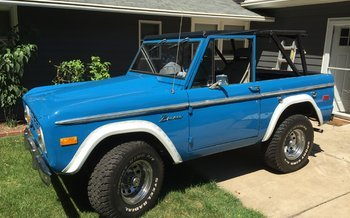 1975 Ford Bronco for sale 100891532