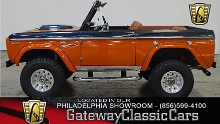 1975 Ford Bronco for sale 100984342