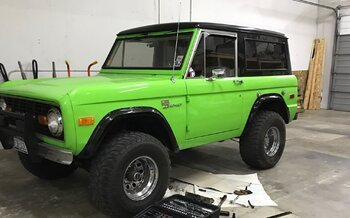 1975 Ford Bronco for sale 100990367