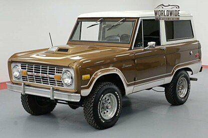1975 Ford Bronco for sale 101003655