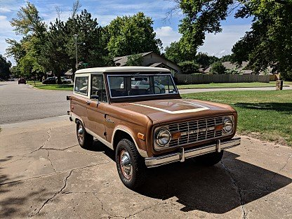 1975 Ford Bronco for sale 101032187