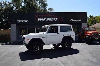 1975 Ford Bronco for sale 101041676