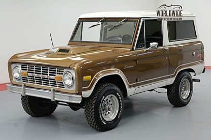 1975 Ford Bronco for sale 101054663