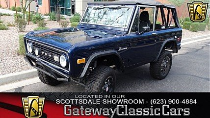 1975 Ford Bronco for sale 101055179