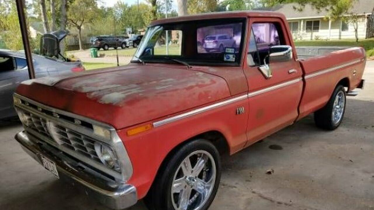 1975 Ford F100 for sale 100934797