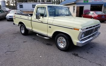 1975 Ford F100 2WD Regular Cab for sale 100947052