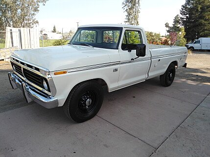 1975 Ford F250 for sale 100743517