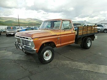 1975 Ford F250 for sale 100749358