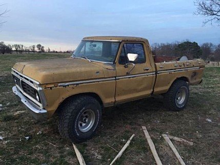 1975 Ford F250 for sale 100829205