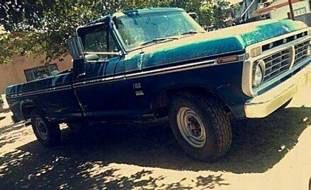 1975 Ford F350 for sale 100807421