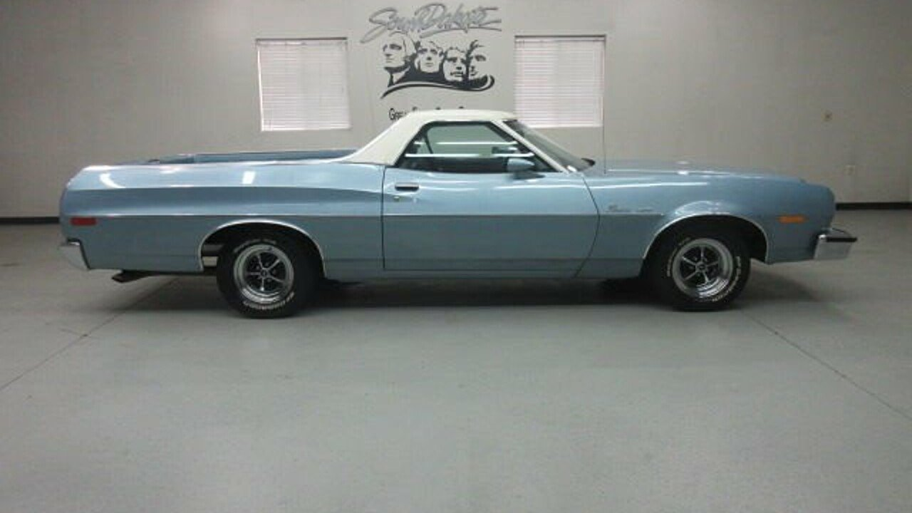 1975 Ford Ranchero for sale 100873610