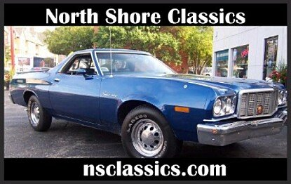1975 Ford Ranchero for sale 100953526