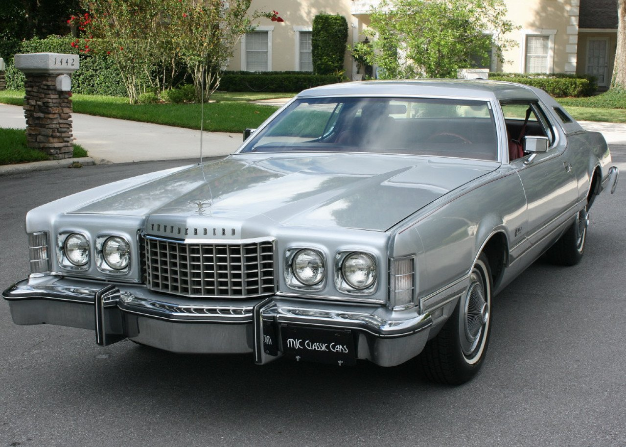 Ford Thunderbird For Sale Nationwide Autotrader | Autos Post