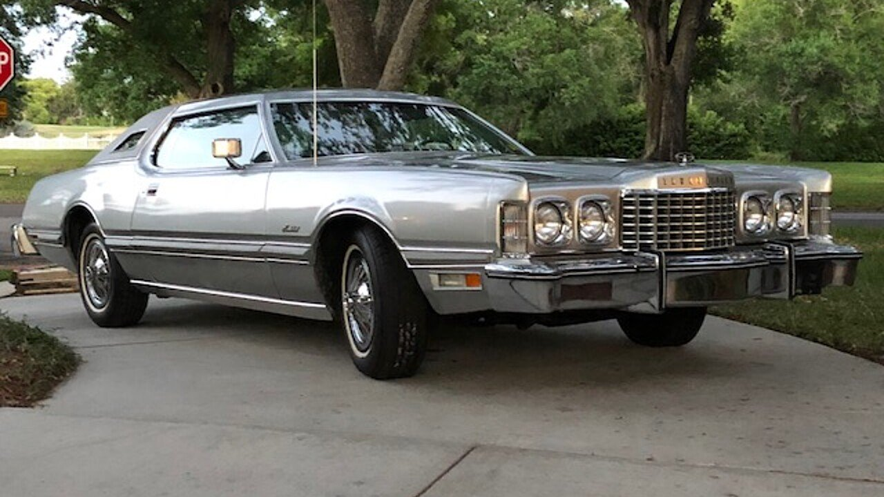 1975 Ford Thunderbird for sale near Tampa, Florida 33618 - Classics ...