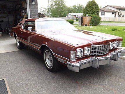 1975 Ford Thunderbird for sale 100910777
