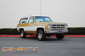 1975 GMC Jimmy for sale 100955207