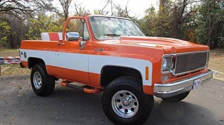 1975 GMC Jimmy for sale 100929439