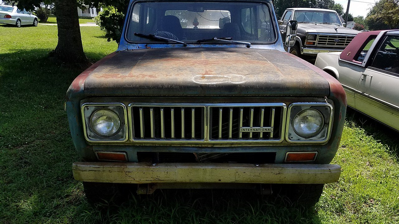1975 International Harvester Scout for sale 101005109