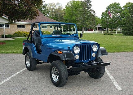 1975 Jeep CJ-5 for sale 100762344