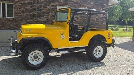 1975 Jeep CJ-5 for sale 100814379