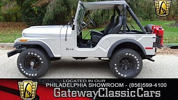 1975 Jeep CJ-5 for sale 100927419