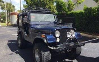 1975 Jeep CJ-5 for sale 100976046