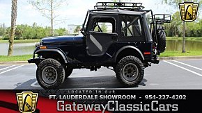 1975 Jeep CJ-5 for sale 100992801