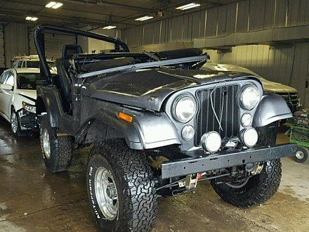 1975 Jeep CJ-5 for sale 101036116