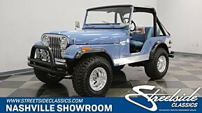 1975 Jeep CJ-5 for sale 101051403