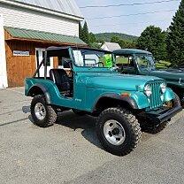 1975 Jeep CJ-5 for sale 101023717