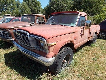 1975 Jeep J10 for sale 100829699