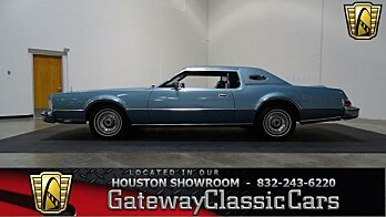 1975 Lincoln Continental for sale 100964042