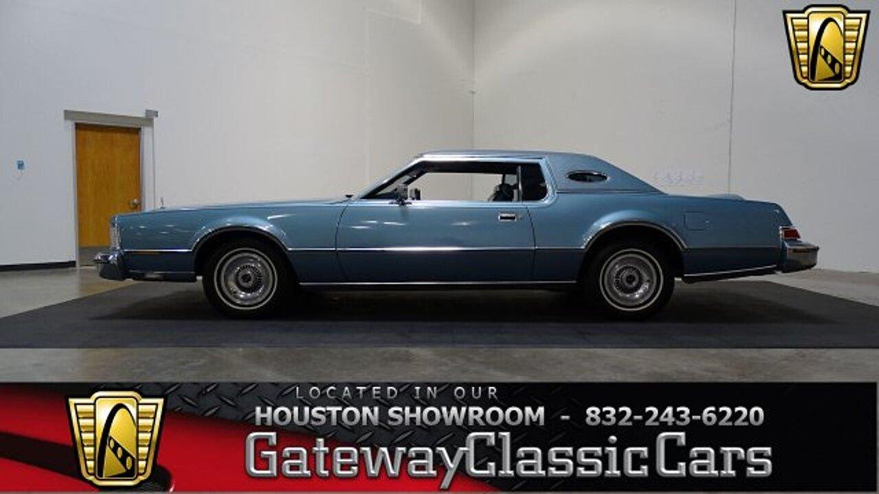 1975 Lincoln Continental for sale near O Fallon, Illinois 62269 ...