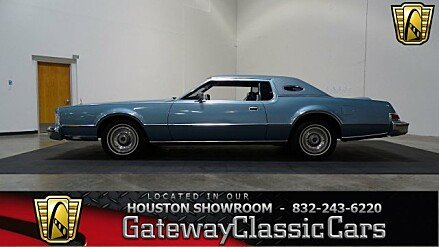 1975 Lincoln Continental for sale 100874921