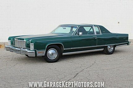 1975 Lincoln Continental for sale 100960207