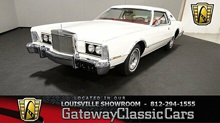 1975 Lincoln Continental for sale 101020800