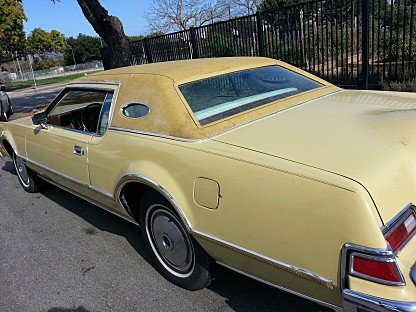 1975 Lincoln Mark IV for sale 100729210