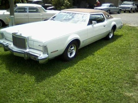 1975 Lincoln Mark IV for sale 100829404