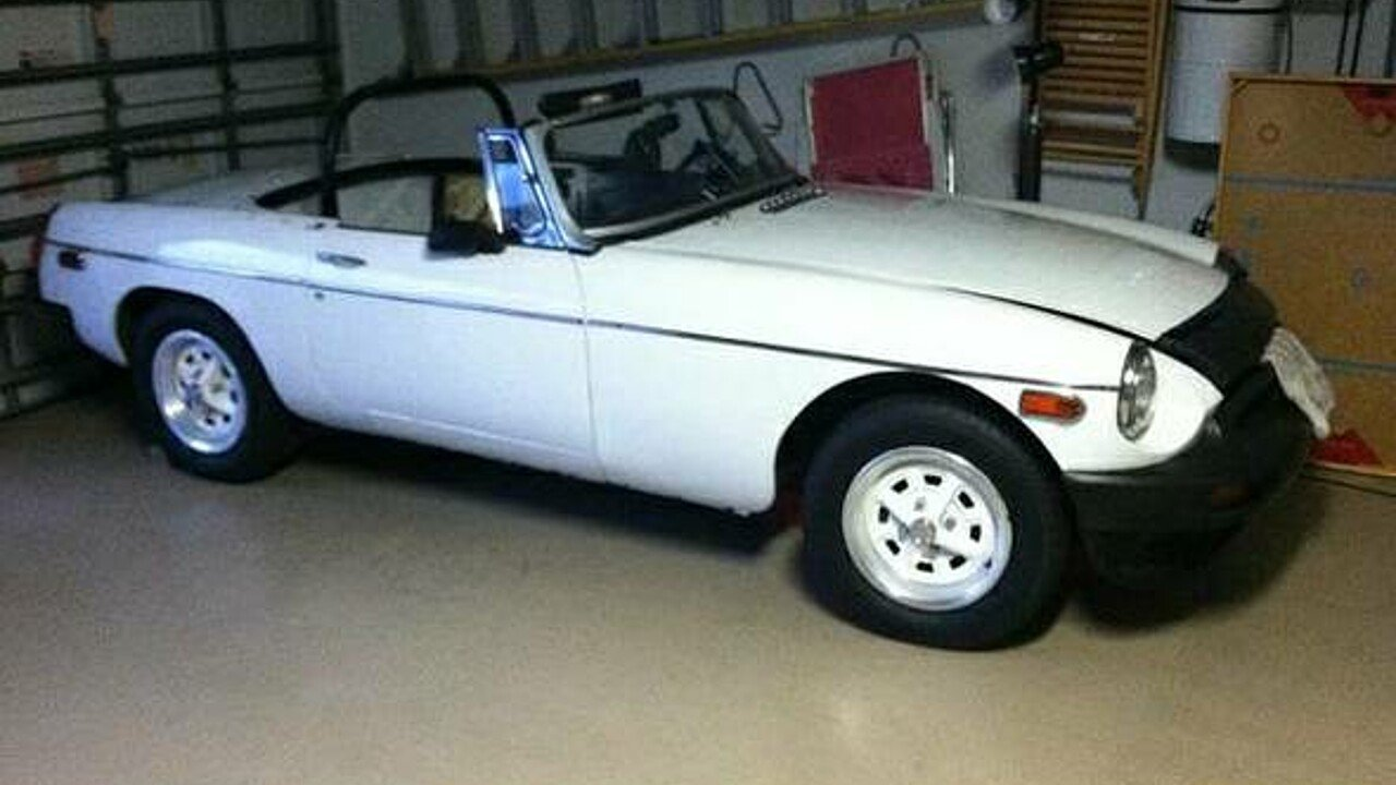 1975 MG MGB for sale 101013232