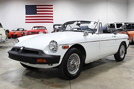 1975 MG MGB for sale 100727176