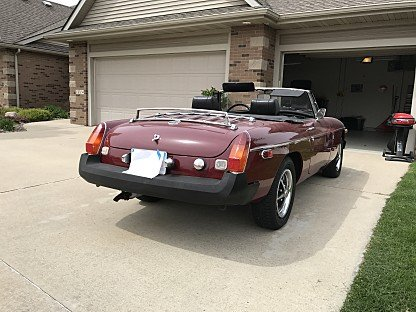 1975 MG MGB for sale 100873813