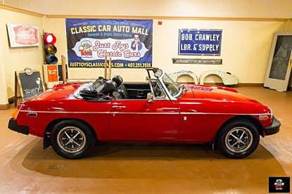 1975 MG MGB for sale 100890664