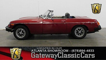 1975 MG MGB for sale 100963757