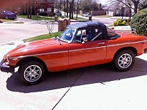 1975 MG MGB for sale 100989428