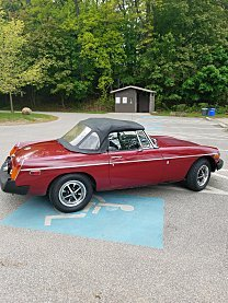 1975 MG MGB for sale 101013425