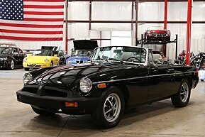 1975 MG MGB for sale 101018103