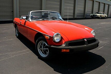 1975 MG MGB for sale 101021279