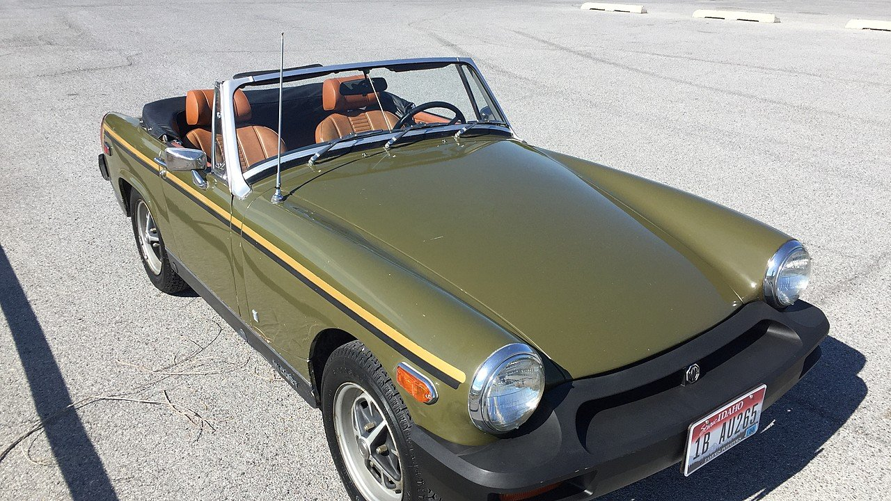 1975 MG Midget for sale 101004513